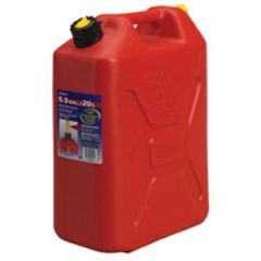 Fuel Jug Red 5 gal