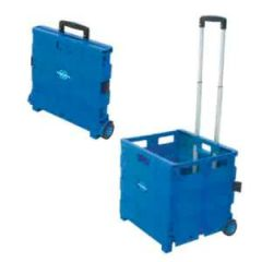 "Folding Dock Cart Plastic/Aluminium 18"" x 18"" x 16"""