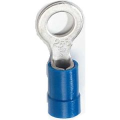 Ring Terminal Vinyl Insulated 16-14 AWG 1/4""
