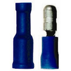 Bullet Connector Vinyl Insulated Male 16-14 AWG