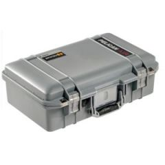 "Pelican Air Case Silver 17.75"" X 10.18"" X 6.15"""