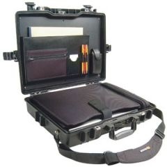 "Laptop Case Black 21.62"" x 17.25"" x 4.87"""