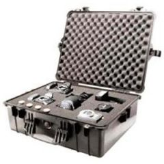 "Protector Case w/Foam Waterproof Silver 24.39"" x 19.36"" x 8.79"""