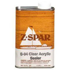 S-94 Acrylic Sealer Clear 1 qt