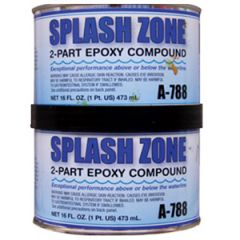 Splash Zone Compound Quart Kit A-788