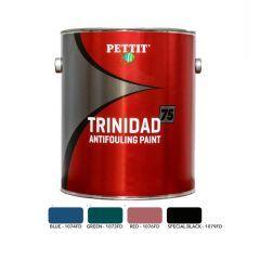 Trinidad 75 Antifouling Special Black 1 gal