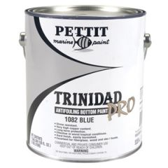 Trinidad Pro High Copper Dual Biocide Antifouling Hard Blue 1 gal