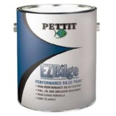 Pettit Ez-Bilge High Performance Bilge Paint White Quart