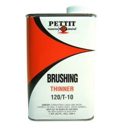 Brushing Thinner 120/T 1 qt