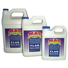 Epoxy Resin F.L.A.G. Medium Viscosity Part One Liquid 4 gal