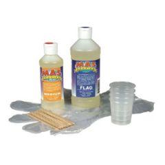 Rapid Cure Epoxy Repair Mini Kit Two Part 8 oz