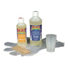 Rapid Cure Epoxy Repair Mini Kit Two Part 16 oz