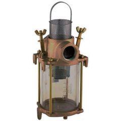 "Intake Water Strainer Bronze w/Stainless Steel Filter Basket 1 1/4"""