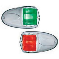 Side Navigational Lights Vertical Mount