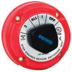 Battery Selector Switch Medium Duty