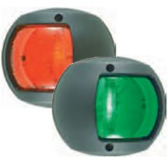 Starboard Navigation Side Light Green Vertical Mount