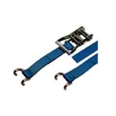 Tie Down Gunwale w/Stainless Steel Rachet & Two Hooks 20 ft