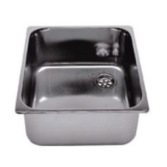 Sink Stainless Steel 350mm x 322mm x 150mm