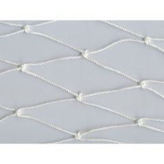 Guardrail Netting Diamond Mesh