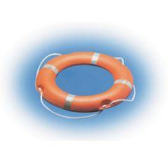 Lifebouy Ring Polyurethane w/Retro Reflective Tape SOLAS