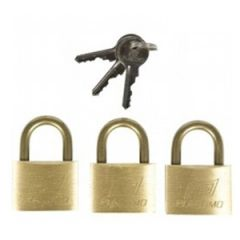 Keyed Padlock 3X40mm 17581