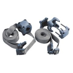 Pair of Holding Straps for SUP/Windsurfer, w/Stanchion Clips