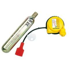 Inflatable PFD Rearming Kit Automatic w/Hammar Hydrostatic System 33 g