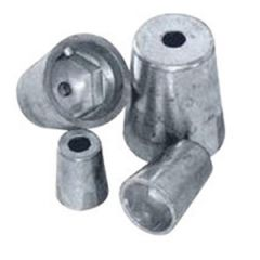 Hexagonal Prop Nut Zinc 60 mm