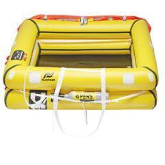 Coastal Liferaft ISO 9650-2 6 Man Canister 31 kg