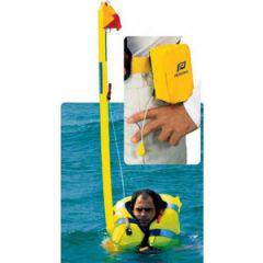 Personal Dan Buoy IOR Inflatable Hi Viz Yellow, 1.8m