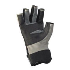 Amara Racing Glove w/Kevlar & Amara Reinforced Palm Short Finger MED