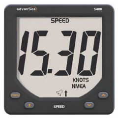 S400 Speed & Log Display LRG Digital Readout