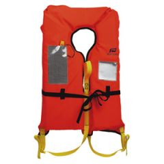 Lifejacket Storm III w/Reflective Tape Red 150N +70 kg LRG