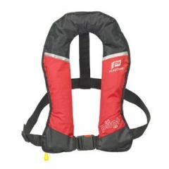 Lifejacket Inflatable Pilot 165N w/Hammar Red
