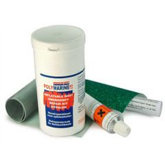 Adhesive Hypalon Grey 70 ml w/patch 35 cm x 15 cm