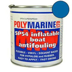 Antifouling SP54 Hyplon & GRP Blue Liquid 1 L