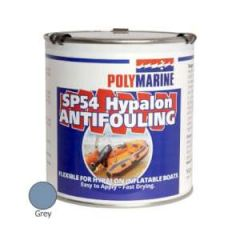 Antifouling SP54 Hypalon & GRP Grey Liquid 1 L