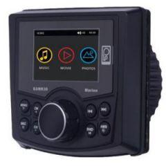 Marine AM/FM Stereo, BlueTooth Streaming GSMR30