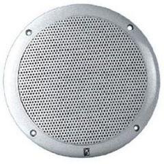 "Speaker MA4054 2 Way Coax w/Integral Grill Round White 4"""