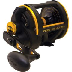 Penn Squall SQL50LD Lever Drag Conventional Reel