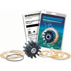 Neoprene Sherwood Impeller Kit 17000K