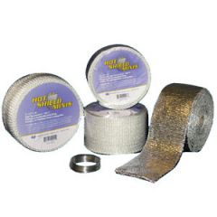"Exhaust Tape Foil Backing 3"" x 25 ft"