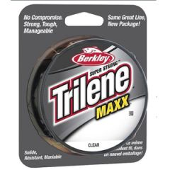 Trilene Leader Berkley 300 lb 28 clear