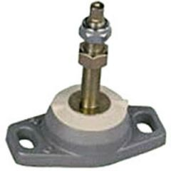 "Engine Mount Small Compression 300 lb 5/8"" Stud"