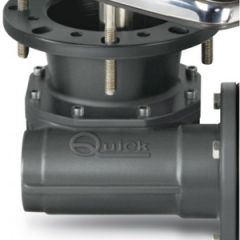 Gearbox for Quick 1500W Windlass