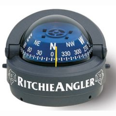Angler RA-93 Grey Compass Surface Mount