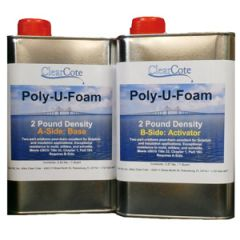 Poly-U-Foam Kit Liquid 1/2 gal