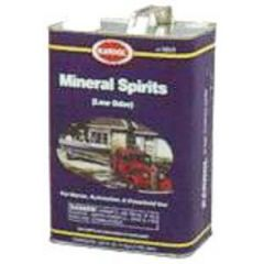 Mineral Spirits Liquid 1 qt