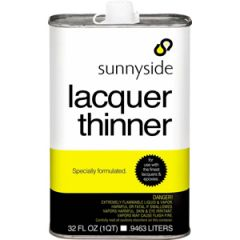 Lacquer Thinner Liquid 1 qt
