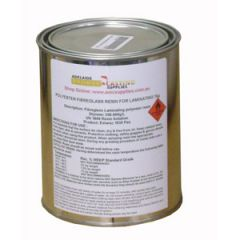 Polyester DCPD 200 high End Resin w/Hardener 1 Qt